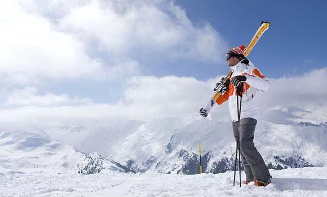 польза лыжного спорта