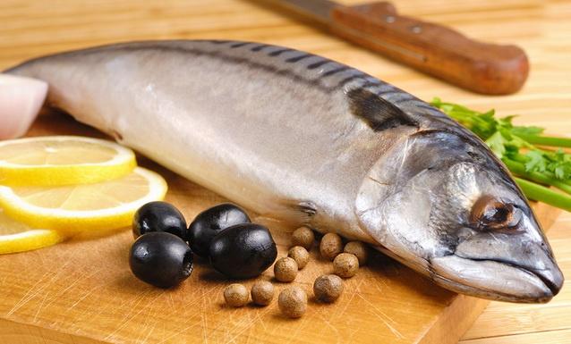 польза рыбы, омега-3