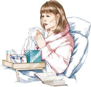 медикаментозное лечение гриппа