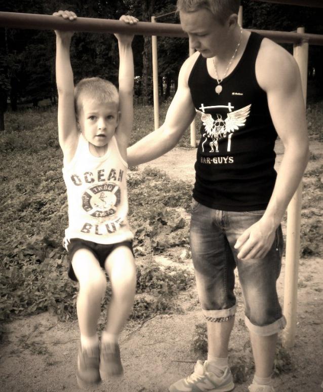 спортивное воспитание
